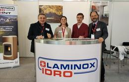 LAMINOX на выставке Акватерм 2020