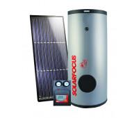 SOLARFOCUS ECOLINE TS-R 300 + 2CPC