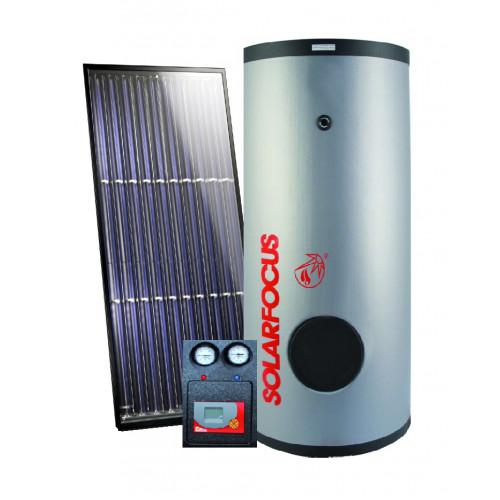 SOLARFOCUS ECOLINE TS-B 300 + 2CPC