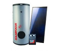 SOLARFOCUS ECOLINE TS-R 300 + 2SUNeco