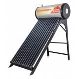 Солнечные водонагреватели под давлением